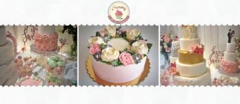 Cukiernia Artystyczna Creamy, Tort weselny Poniatowa