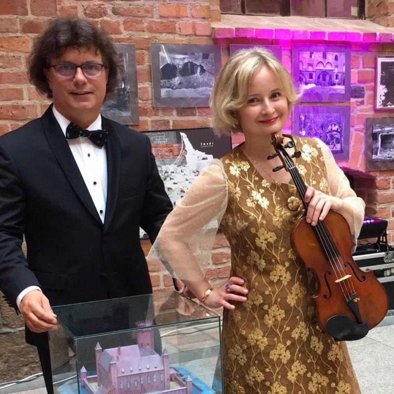 Skrzypaczka na ślub, pierwszy taniec - duet skrzypce + piano Duo Amor, Gdańsk - zdjęcie 1