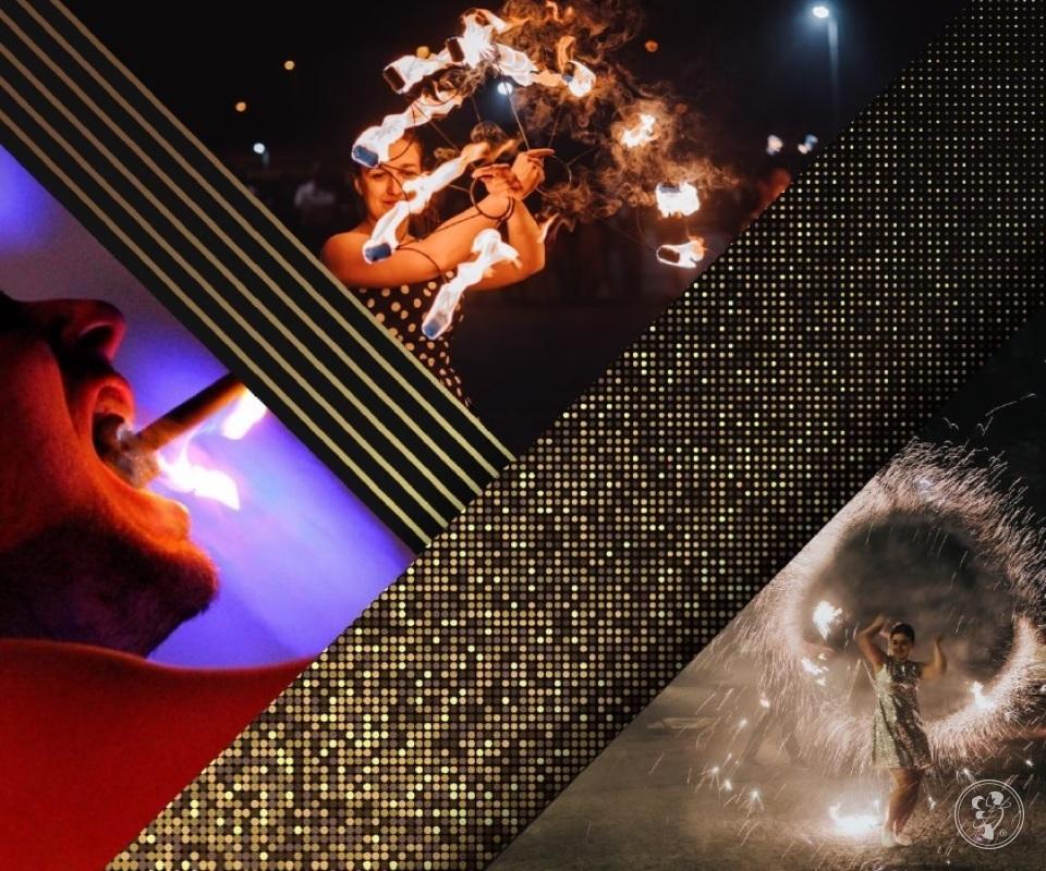 FREAKUS Taniec z ogniem! Pokazy FireShow, LightShow, Białystok - zdjęcie 1