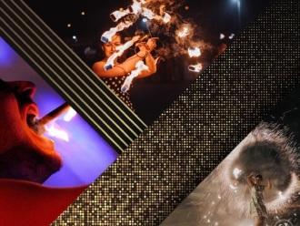 FREAKUS Taniec z ogniem! Pokazy FireShow, LightShow,  Białystok