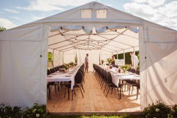 Wynajem namiotu imprezowego, Wypożyczalnia namiotów Wieliczka