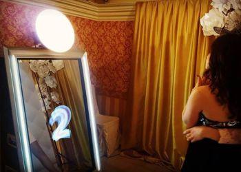 Crystal Mirror - Fotobudka Magiczne Lustro / Fotolustro od 799 zł, Fotobudka, videobudka na wesele Kraków