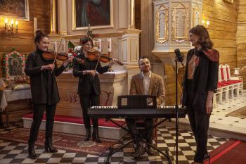 Profesjonalna oprawa muzyczna uroczystości, Oprawa muzyczna ślubu Wyszków