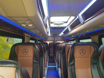 MARCEL-BUS/ Przewóz gości weselnych/ Komfortowe busy 20 i 23 osobowe, Wynajem busów Głuszyca
