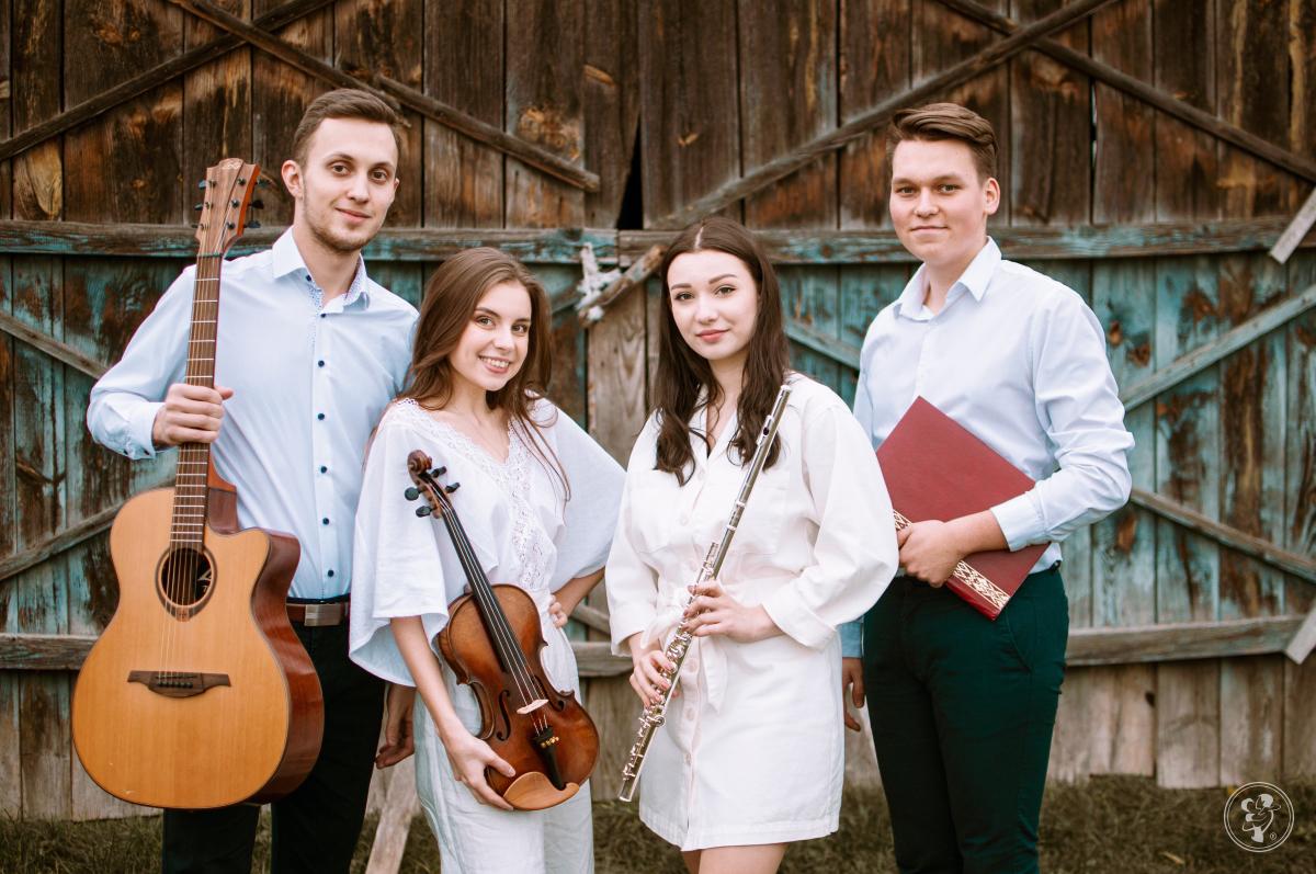 Oprawa muzyczna ślubu:  śpiew | skrzypce | gitara | flet, Białystok - zdjęcie 1