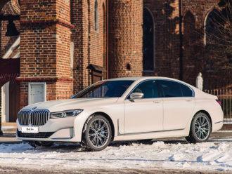 BMW 7 Aurora - Zorza Polarna. Luksusowa ultrakomfortowa limuzyna 2020r,  Konin