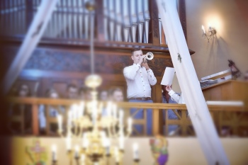 Trąbka na ślubie - Łukasz Mruczek ( Ave maria - Video Zobacz ! ), Oprawa muzyczna ślubu Wadowice