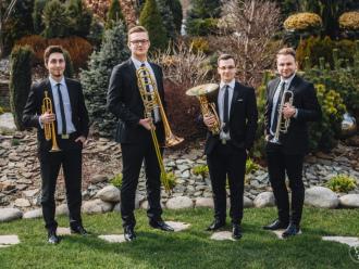 Estetique Brass Quartet - Brzmienie pełne majestatu,  Katowice
