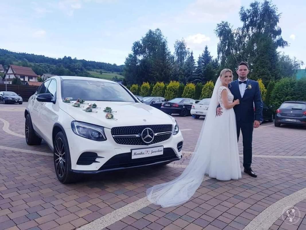 SAMOCHODY DO ŚLUBU !! Mercedes GLC, A-Limuzyn Lexus NX strojenieGRATIS, Limanowa - zdjęcie 1