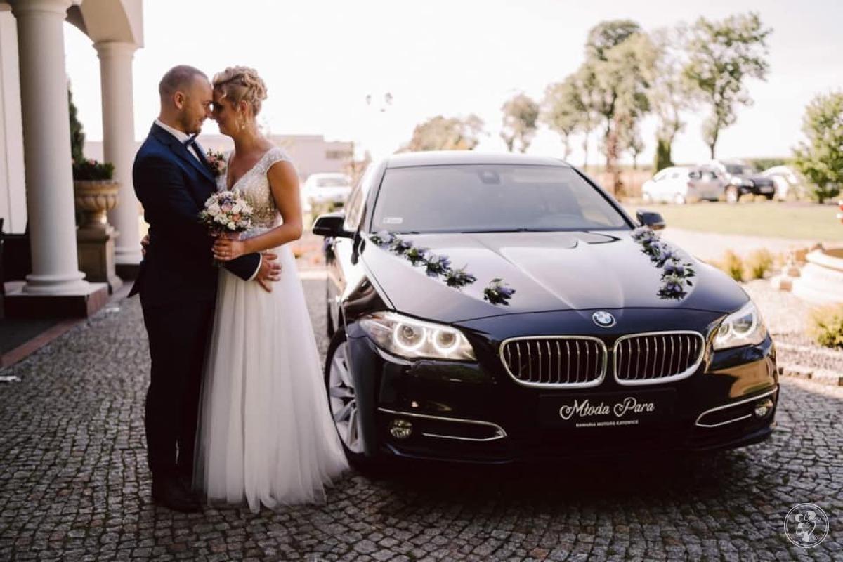 jestem BETA BMW samochód do ślubu auto wesele  limuzyna, Ruda Śląska - zdjęcie 1
