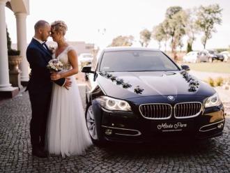jestem BETA BMW samochód do ślubu auto wesele  limuzyna,  Ruda Śląska