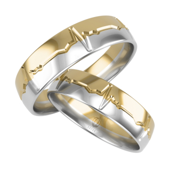 Obrączki ślubne, Obrączki ślubne, biżuteria Szamotuły