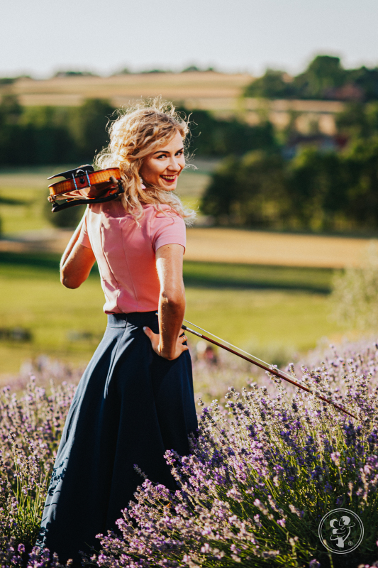 skrzypce -  profesjonalna oprawa muzyczna ślubu, Kraków - zdjęcie 1