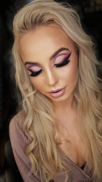 Profesjonalny makijaż ślubny, wieczorowy, sesyjny - Queen Make Up, Makijaż ślubny, uroda Siewierz