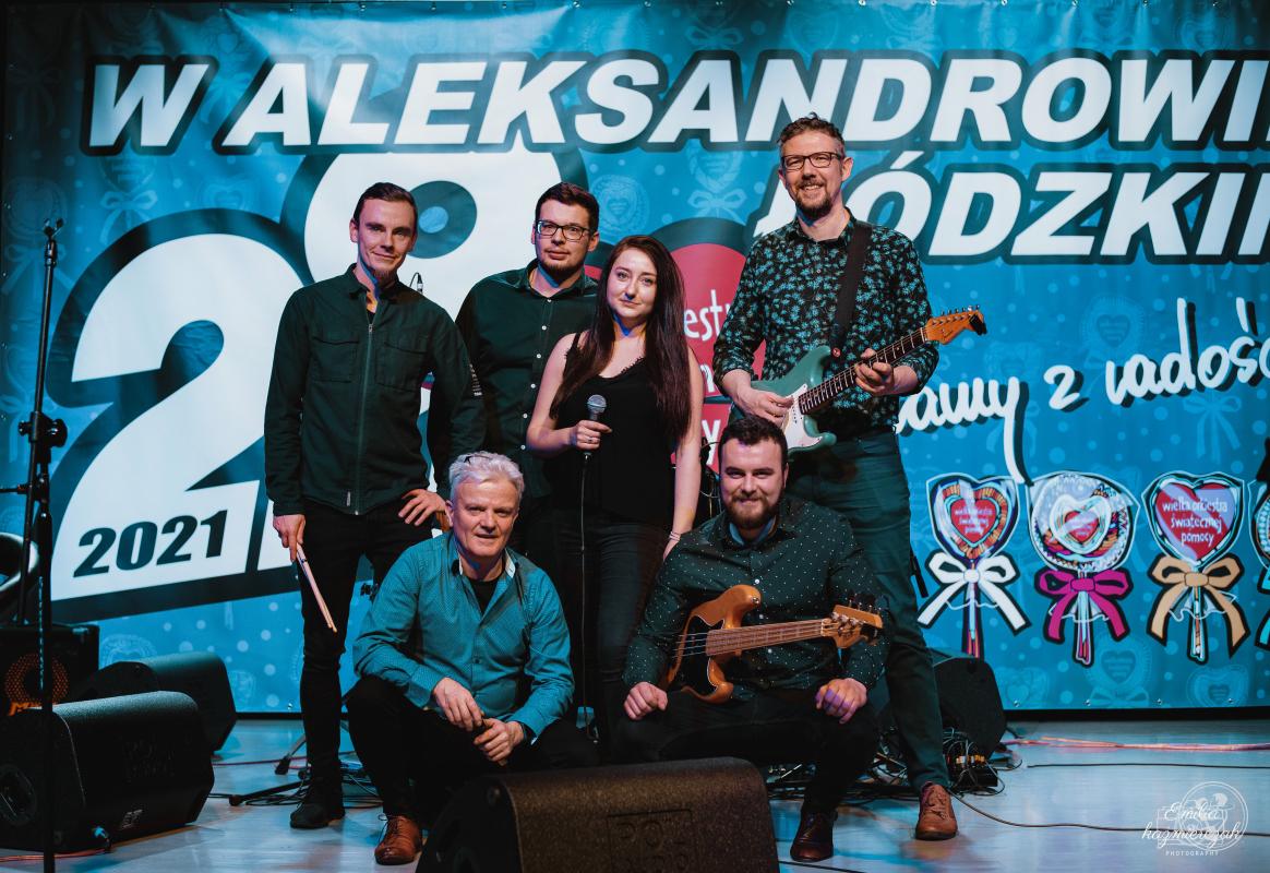 Zespół Arsen, 100% na żywo, 6 osób - super muzyka i wspaniała zabawa!, Aleksandrów Łódzki - zdjęcie 1