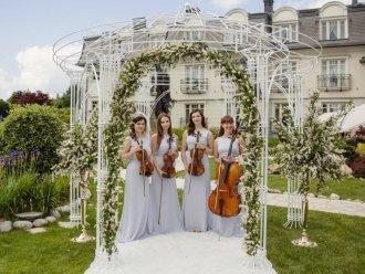 Glamour String Quartet - Skomponuj ślub swoich marzeń,  Katowice