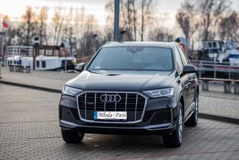 Auto premium do ślubu AUDI Q7 i Mercedes S AMG, Samochód, auto do ślubu, limuzyna Toruń