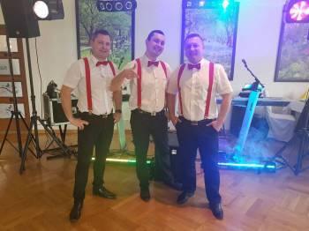 Zespół Muzyczny Top-Mix, Zespoły weselne Tuchów