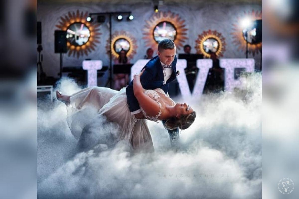 CIĘŻKI DYM na Pierwszy Taniec i sesję zdjęciową, Foto budka, Animator, Lubzina - zdjęcie 1