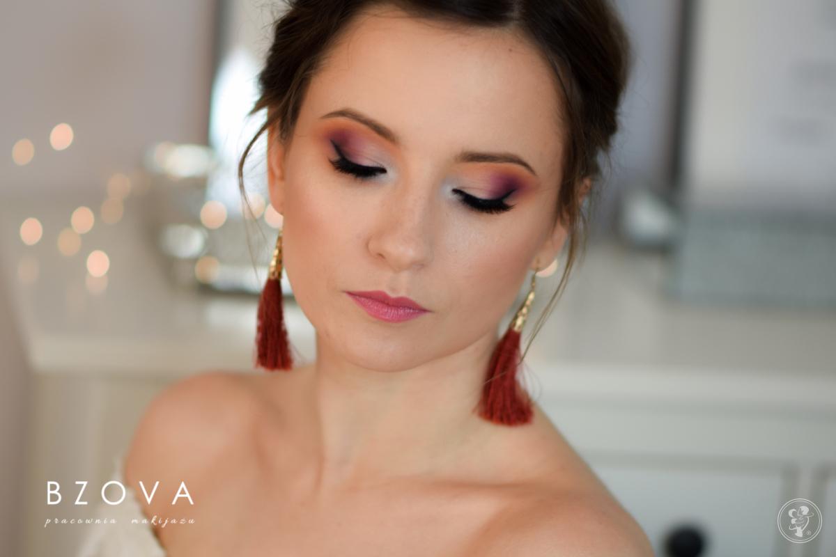 Makijaż ślubny, make-up z dojazdem, Bzova Pracownia Makijażu, Palędzie - zdjęcie 1