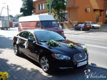 JAGUAR XF, Mercedes E Klasa, Samochód, auto do ślubu, limuzyna Limanowa