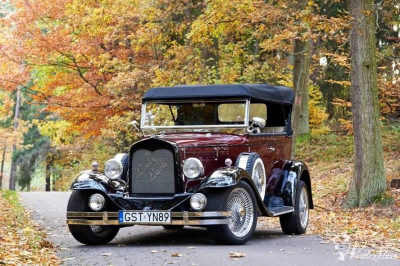 Lady Luck - Ford A 1935 r., Starogard Gdański - zdjęcie 1