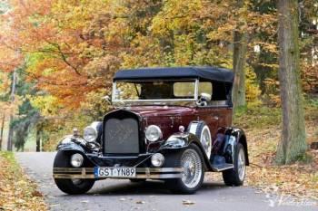 Lady Luck - Ford A 1935 r., Samochód, auto do ślubu, limuzyna Starogard Gdański