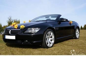 LIS LIMUZYNA - auta do ślubu, BMW cabrio, BMW Limuzyna, Mercedes, bus, Samochód, auto do ślubu, limuzyna Ińsko