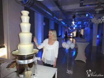 Czekoladowa Fontanna RoyalChocolate - od 10 lat na weselach :), Czekoladowa fontanna Margonin