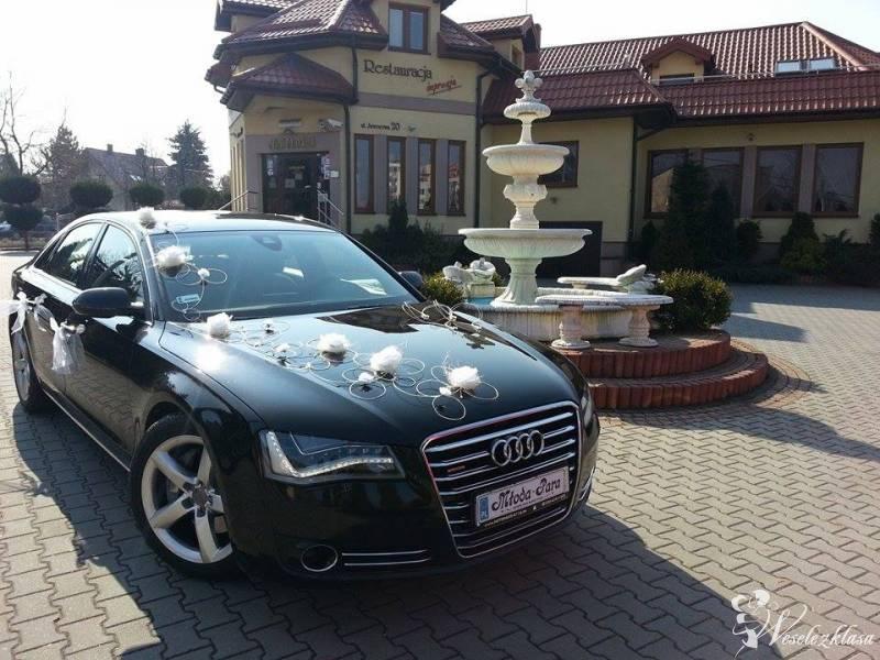 Auto do ślubu Audi A8 !!!, Dąbrowa Górnicza - zdjęcie 1
