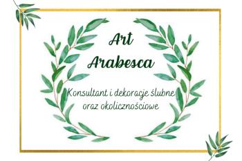Art Arabesca - Twój konsultant i dekorator ślubny, Wedding planner Iława