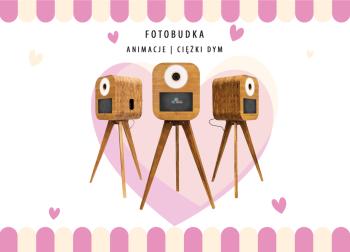 Drewniana Fotobudka w stylu Rustykalnym, dla wymagających // exclusive, Fotobudka, videobudka na wesele Krosno
