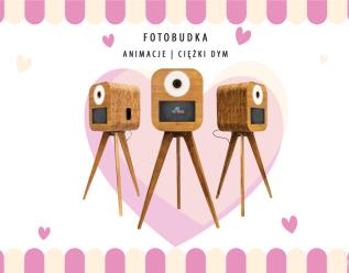 Drewniana Fotobudka w stylu Rustykalnym, dla wymagających // exclusive,  Rzeszów
