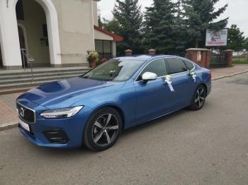 Auto do ślubu, Volvo S90, Samochód, auto do ślubu, limuzyna Chorzele