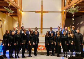 Schola liturgiczna Domine Jesu, Oprawa muzyczna ślubu Czerwionka-Leszczyny