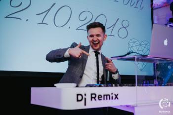 ⭐️DJ Remix⭐️ Zawsze profesjonalnie i z KLASĄ🥇 Zapytaj o termin!💃🕺, DJ na wesele Pruszków