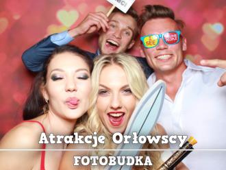 FOTOBUDKA      CIĘŻK DYM      BAŃKI MYDLANE      PUDŁO Z BALONAMI,  Katowice