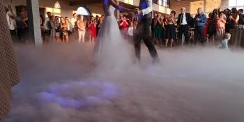 ciężki dym, DJ na wesele, auto do ślubu i do rozwożenia gości itp, Ciężki dym Sułkowice