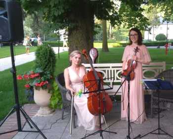Muzyka na ślub, kwartet smyczkowy, trio, duet, Oprawa muzyczna ślubu Pieszyce