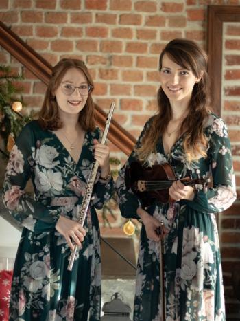 Flower Duet, Oprawa muzyczna ślubu Skoczów