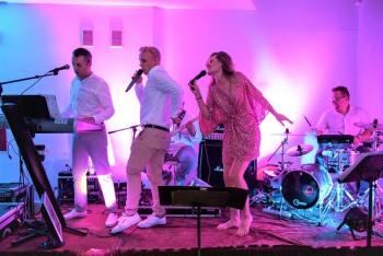Zespół Akces z Wyszkowa, tak to jest ten właśnie słynny  Akces :-), Zespoły weselne Pionki