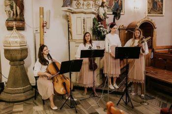 Pod Otwartym Niebem - oprawa muzyczna uroczystości ślubnych, Oprawa muzyczna ślubu Brzeszcze
