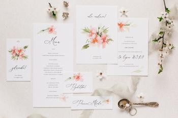 SheMakes - zaproszenia ślubne, Zaproszenia ślubne Brzeszcze