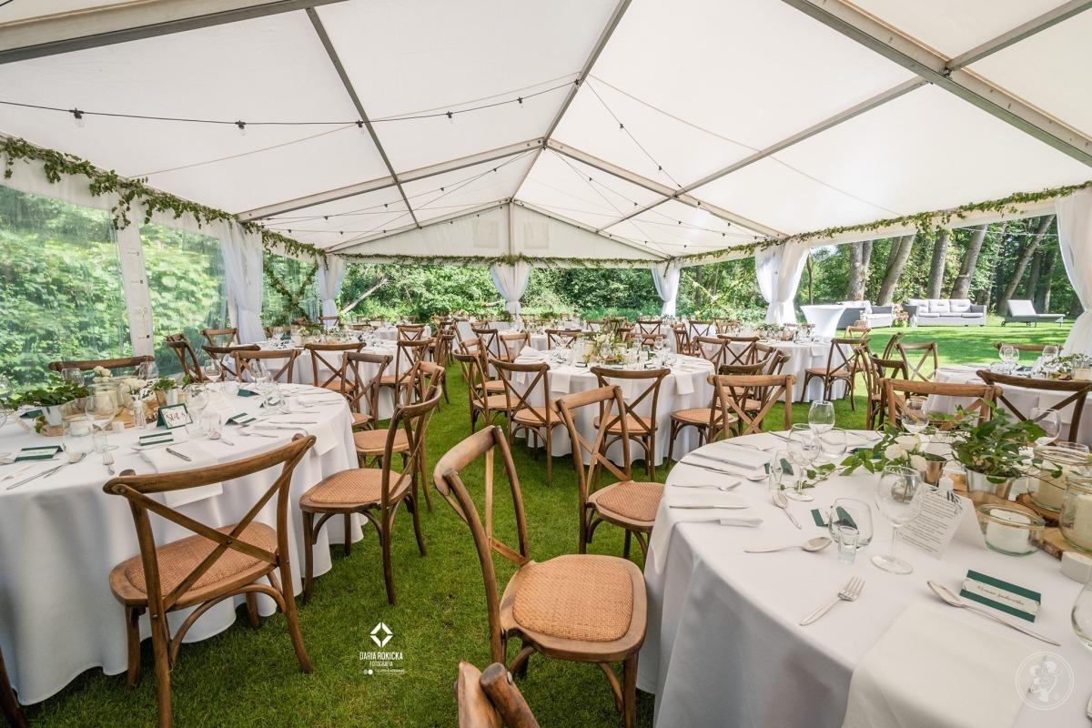 Namiot na ślub i wesele w Plenerze INIEBANALNI, Buczek - zdjęcie 1