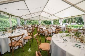 Namiot na ślub i wesele w Plenerze INIEBANALNI, Wypożyczalnia namiotów Aleksandrów Łódzki