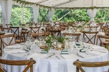 Namiot na ślub i wesele w Plenerze INIEBANALNI