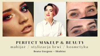 Perfect Make Up & Beauty Beata Gorgosz-Skubisz, Makijaż ślubny, uroda Krosno