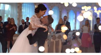 Studio Pepe | Kamery 4K + Dron | Piękny teledysk ślubny, Kamerzysta na wesele Konin