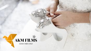 AKM FILMS- W każdym pakiecie - Film Ślubny Dron Teledysk, Kamerzysta na wesele Dobrzany