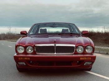 Klasykiem do ślubu - Jaguar XJ, Samochód, auto do ślubu, limuzyna Łabiszyn